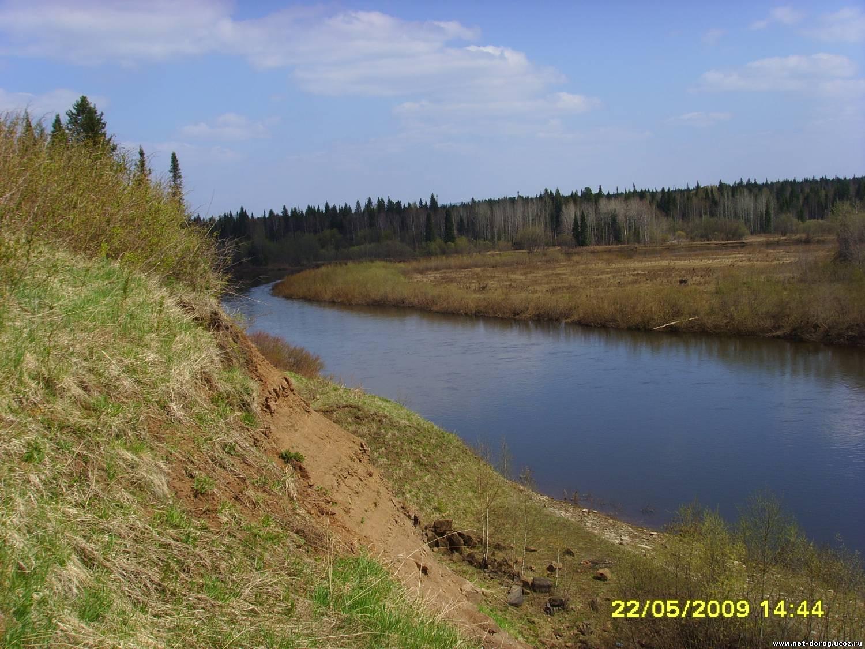 река кондас рыбалка пермский край